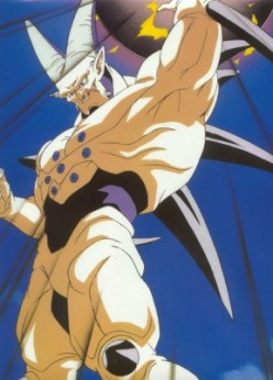 Omega Shenron(Dragon Ball GT Profile)