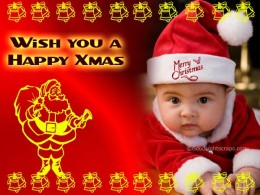Christmas Comments with Christmas Baby