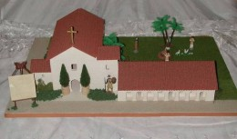 """*4th graders here study the the California Missions and their role in the state's history. Usually a """"mission project"""" is one of the assignments. Many teachers specifically instruct kids to not use a mission kit."""