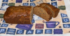 A Great Tasting and Very Simple Vegan Banana Bread Recipe