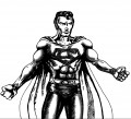 Drawing the Classic Marvel and DC Comic Heroes