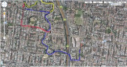 West Brunswick and Moonee Ponds area
