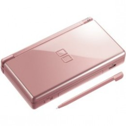 Pink Nintendo DS Lite