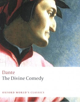 "Book Cover for ""The Divine Comedy"""