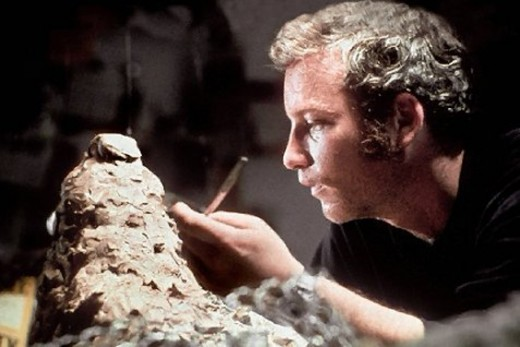 Richard Dreyfuss in Close Encounters