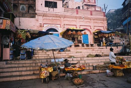Welcome to Varanasi