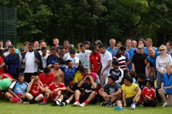 Diversity Awareness Football Event In Wirral