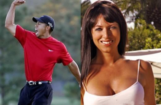 tiger woods girlfriend affair. Tiger Woods mistress No.