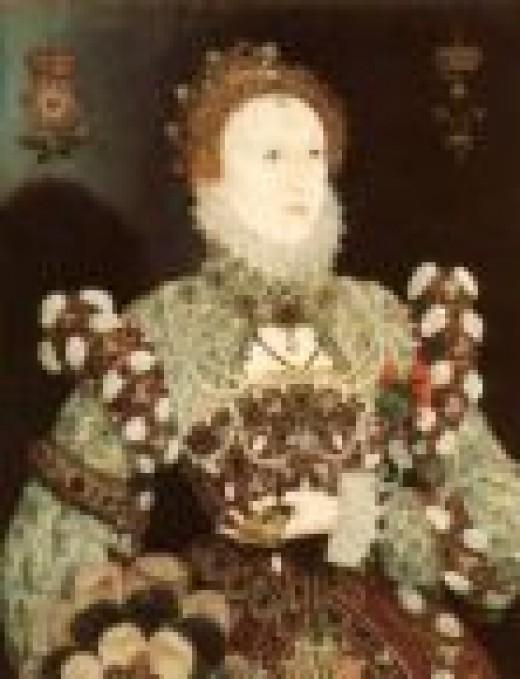 Elizabeth gave refuge to the Huguenots