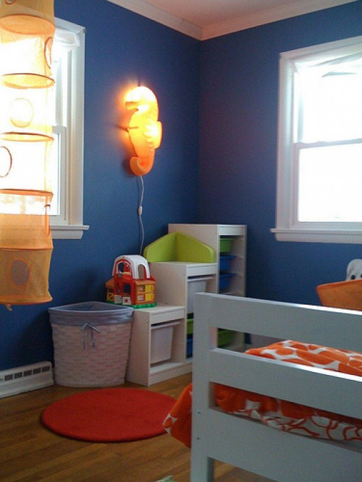 Little boy room decoration ideas photograph decorating a n for Room decor for 5 year old boy