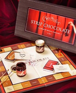 Strip Chocolate