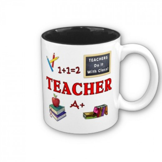 thank you gifts for teachers. of a simple thank-you note
