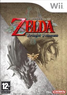 The Ledgend of Zelda Twilight Princess Wii Top Game!