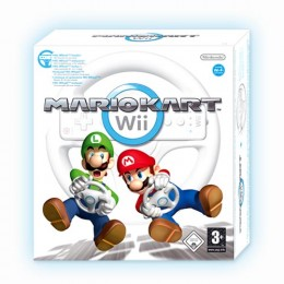 Play the best Wii game Mario Kart