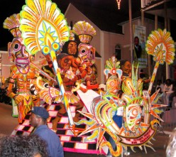 Enjoy the Bahamas Junkanoo Festival
