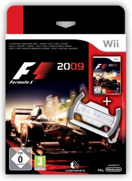 Play F1 Wii