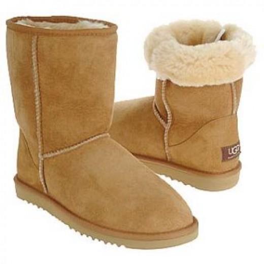 Hey lets wear our slipper outside!