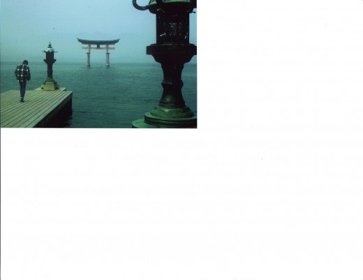 Floating Torii of Miyajima jinja