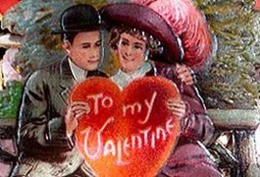 Valentine (Photo Credit: Wikimedia Commons)