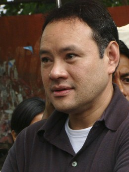 New to politics Gibo squeaked past rival Bayani Fernando as administration party standard bearer. Can Gibo pull the rug from under his opponents in the presidential race? Credit: Flickr.com
