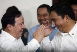 Will the tandem of Gordon and Fernando pull strings of upsets in the coming elections? They are ideal leaders as well, but they must overcome great odds to win in the coming elections. Credit: yahoo.new.com