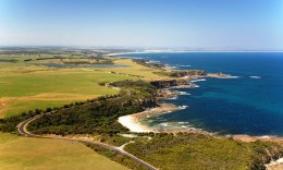 Phillip Island is located on the Bass Coast of Victoria