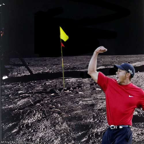 Collection of Tiger Woods Jokes   (Photo:Photobucket)