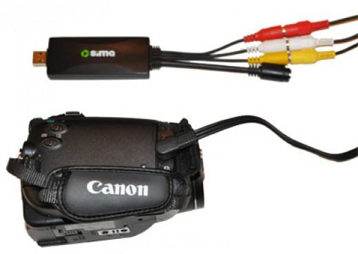 AV Cable Plug End