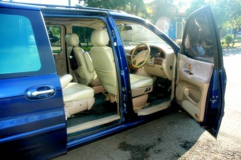 Kia Carnival 39,000 miles. Market value $22,880 Paid 15,000. 100% financed.  Repairs. None.