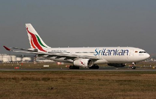 sri lankan airlines air hostess. Srilankan Airlines Flight