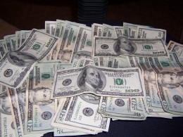 lots and lots of money $$$.