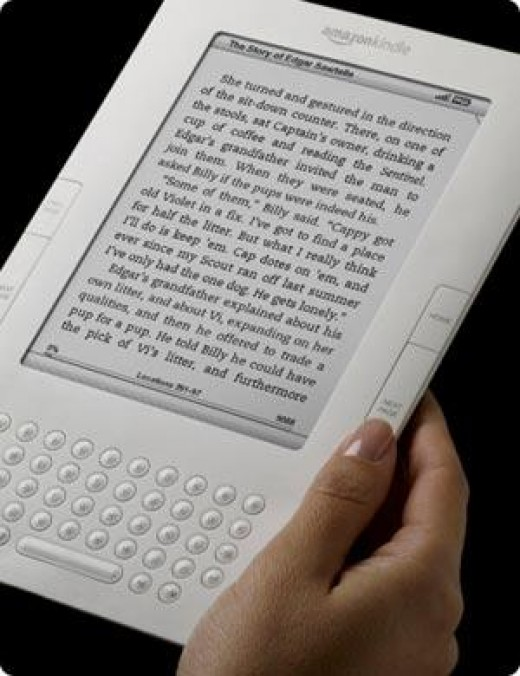 Kindle Wireless Reading Device - Get Books in as Little as 60 Seconds