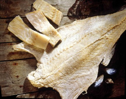 Salted Cod - Picture from blogs.diariodepernambuco.com.br