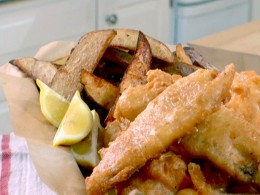 Here is a delightfully delicious recipe for the best fried fish ever.
