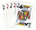 Poker Clip Art - Full House Goo Effect