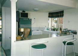 The Green Kitchen I Left Behind