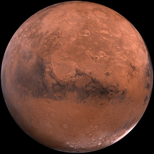 The most shining attribute of the human race is our ability to explore and adapt. Mars is the next frontier...