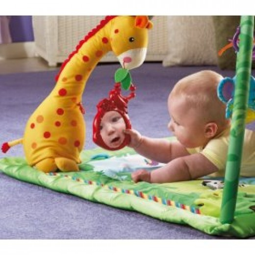 Fisher Price baby gym mat
