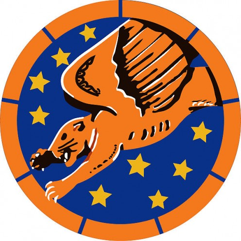 This is the 99th Fighter Squadron Patch (all images public domain).