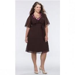 Size Party Dress on Plus Size Cocktail Dresses