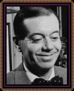 Cole Porter, American composer and songwriter