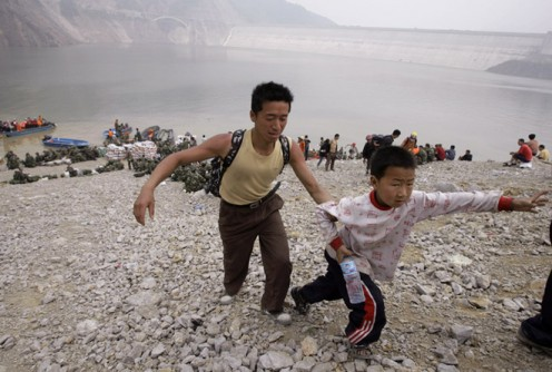 Man-Made Dam May Have Triggered Great China Quake killing more than 70,000 people.