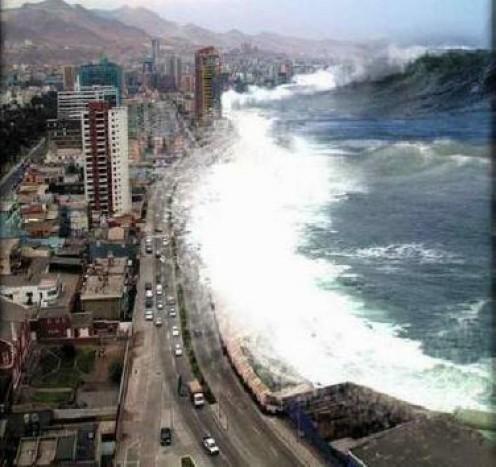 Tsunami, Phuket, Thailand 150,000 perished