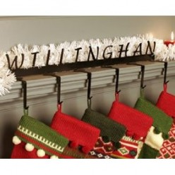 How to Find a Personalized Christmas Stocking Holder