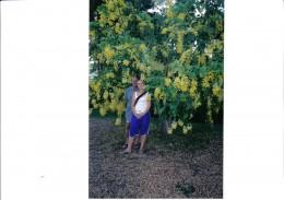 Trevor & Bonnie Under the Golden Rain Tree