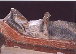 THE FINAL RESTING PLACE OF ELEANOR OF AQUITAINE