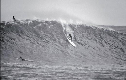 Eddie Aikau Surfing