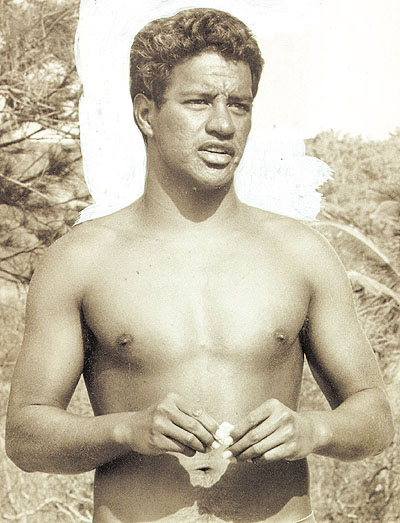 Eddie Aikau source: the honolulu advertiser