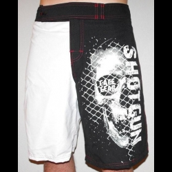 ShotGun Cage Gear Skull Shorts