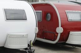 Tear drop camper trailers are making a comeback.